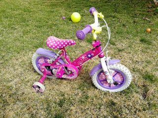 Bicicleta niño/a 3 a 5 años