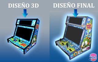 Diseñador Arcade