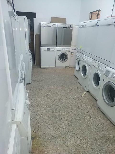 Electrodomésticos seminuevos ocasión