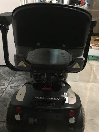 Scooter electrico para discapacitados