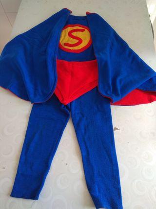 Disfraz de Supermán de niño