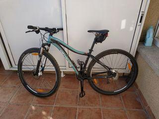 bicicleta Specialized jett mujer tallaM