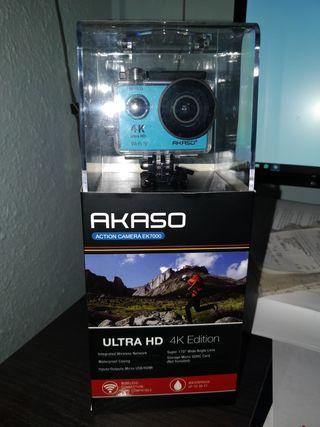 Camara deportiva AKASO 4K