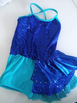 traje de competicion baile