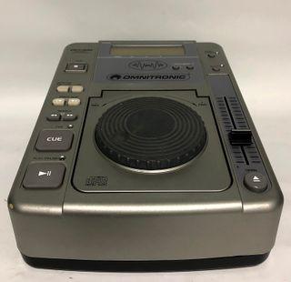 REPRODUCTOR CD DJ OMNITRONIC CDT-300