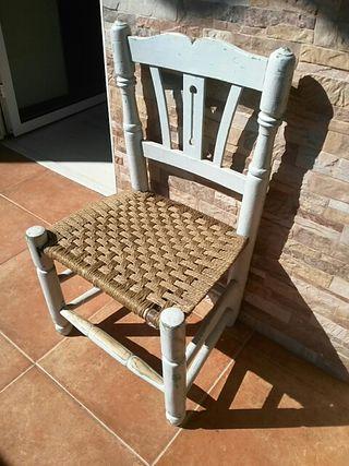 silla para niño