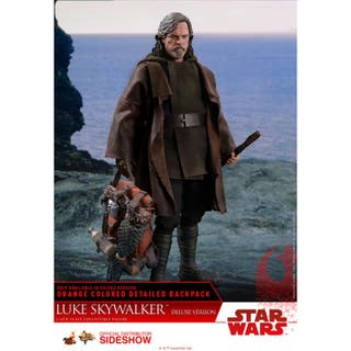 Luke skywalker hot toys star wars episodio VIII