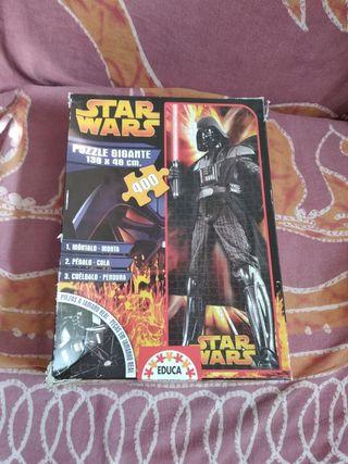 puzzle de star wars