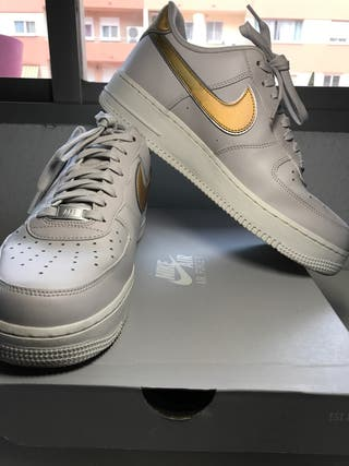 Nike Air Force 1'07 Metallic