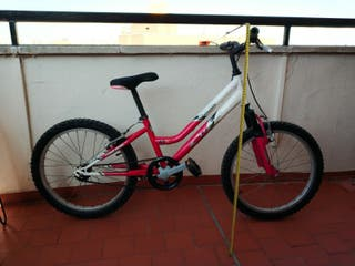 Bicicleta Niña Cups