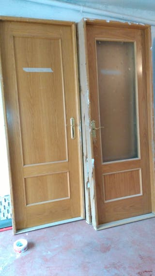 Puertas de Interior Puerta Con y Sin Cristales