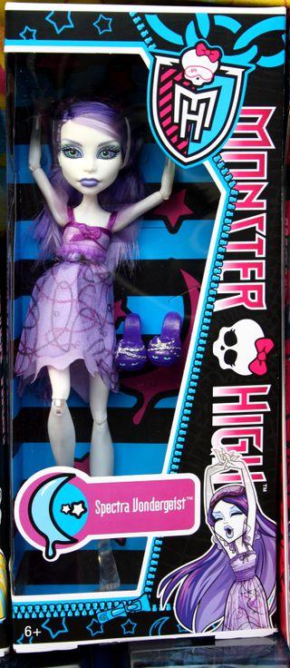 Muñeca Spectra Vondergeist Monster High