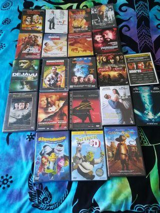 películas variadas