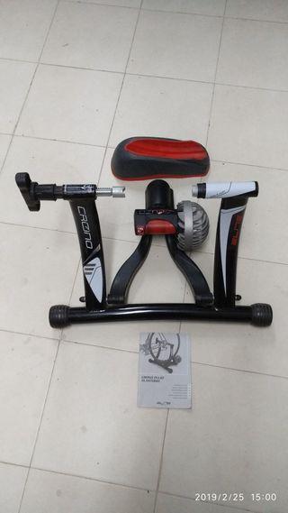 Rodillo bicicleta Elite Fluid Elastogel