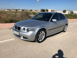 BMW 320td compact Pack-M