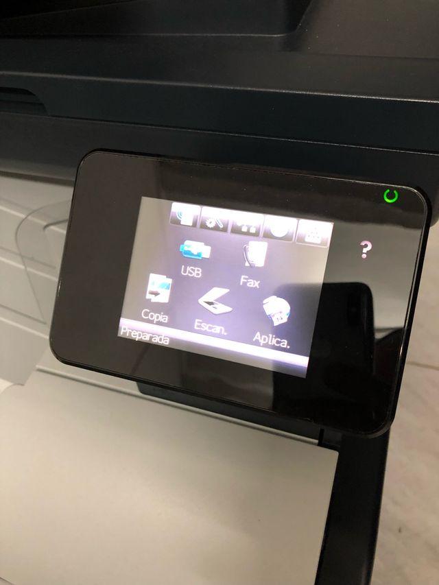 Impresora multifunción láser HP M570dn