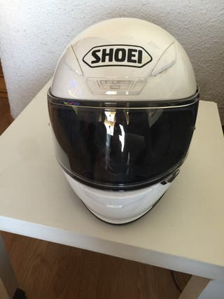 CASCO SHOEI NXR WHITE