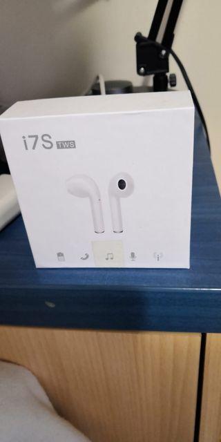 Auriculares Bluetooth Cascos Airpods i7s TWS