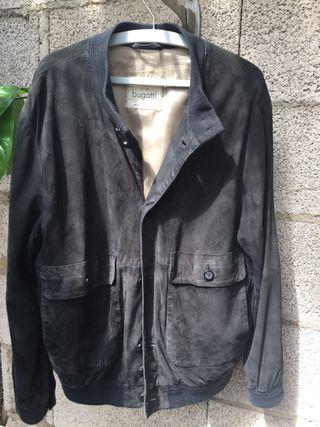 2 chaquetas de piel de hombre,en M