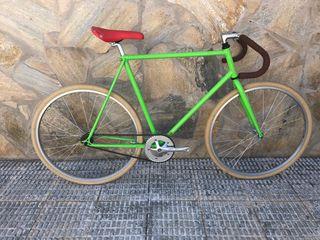 Bicicleta urbana Fixie talla 56 clasica