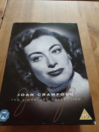 Joan Crawford box set.