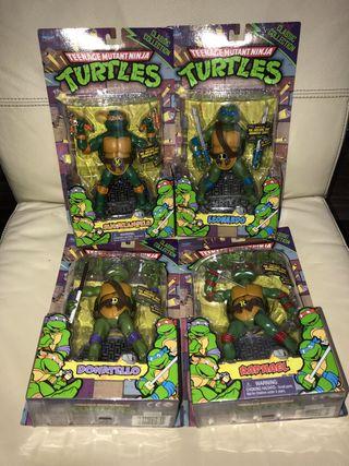 Tortugas ninja classic collection