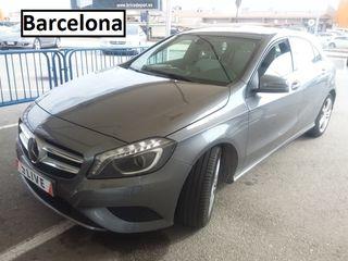 FL006292 Mercedes-Benz Clase A 180 Urban 2013