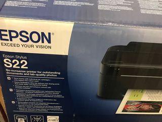 Impresora Epson nueva