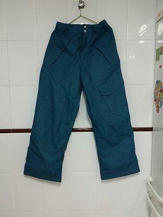 Pantalon snowboard oxilane.
