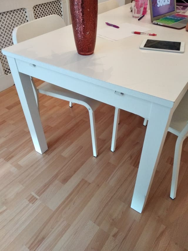 dinning and coffee table