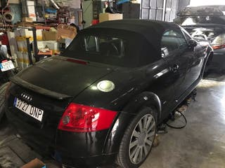 Audi Tt Cabrio 2005