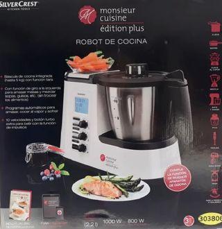 Robot de cocina Monsieur Cousine Plus