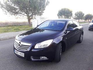 Opel Insignia 130cv, Garantia y transferencia