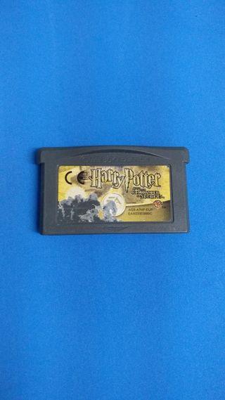 Game Boy Advance - Harry Potter la camara secreta