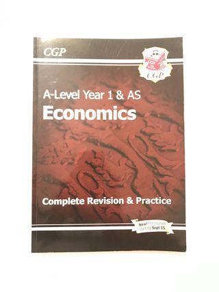 Economics A level book