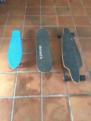 3 skate lote