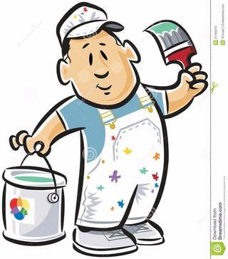 pintor económico y limpio