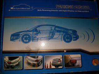 sensores de aparcamiento universales