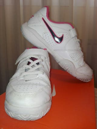 zapatillas nike tenis niña