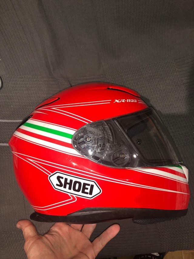 Casco Shoei
