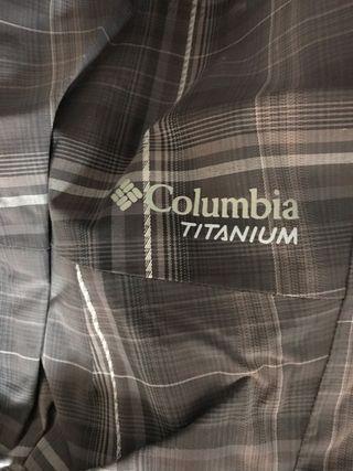 Pantalón esquí o snow Columbia titanium