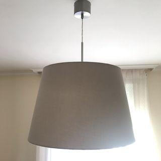Lámpara de techo grande