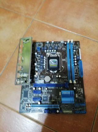 Placa Base ASUS P8H61-M LE Socket 1155