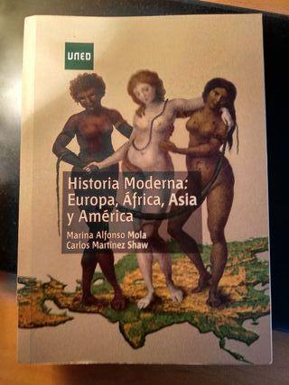 Historia Moderna: Europa, África, Asia y América