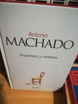 Antonio Machado Proverbios y Cantares
