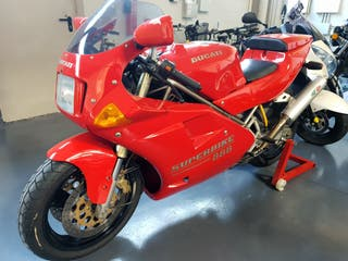 Ducati 888 SuperBike Desmoquattro