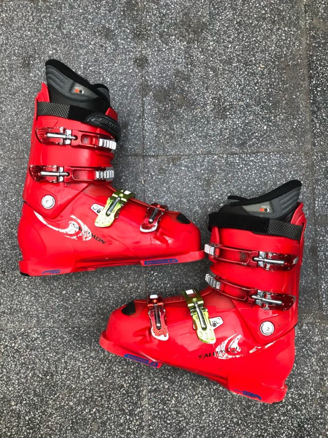 Botas Esquí Salomon X Wave 7.0 talla 45,5/46,5