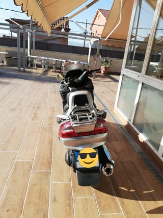 Suzuki Burgman 400cc AN400 K4