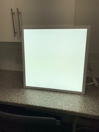 Led Penal light Recessed 48W 600 x 600