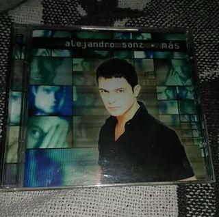 cd Alejandro Sanz - Más